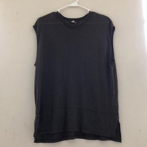 Army green free people tank top size xs